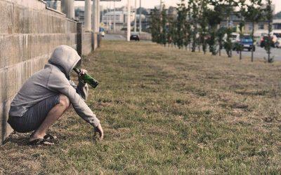 12 – Seven of Cups: Drunk, Sex, Violence