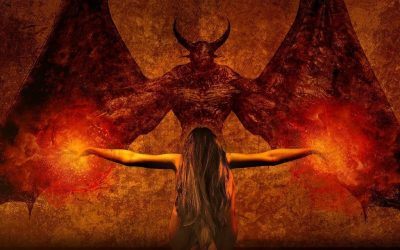 16 The Devil – Oyn Capricorn