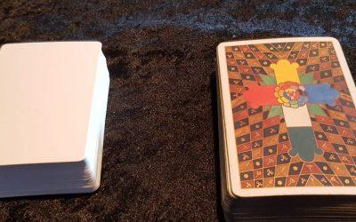 Creating a Tarot Deck – Colour