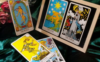 Phenomenology of Tarot