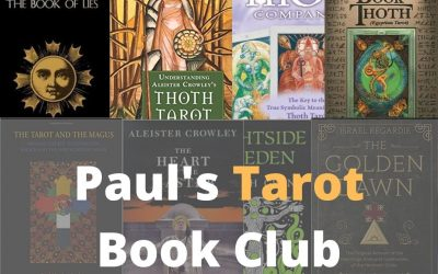 Paul's Tarot Book Club