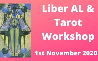 Liber AL & Tarot Workshop