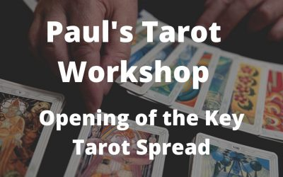 Opening of the Key Tarot Workshop