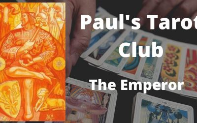 The Emperor – Paul's Tarot Club