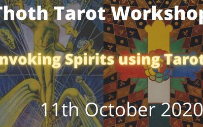 Working with the Spirits using the Tarot